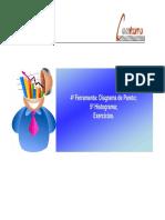 Módulo 3. 4º Ferramenta_ Diagrama de Pareto; 5º Histograma; Exercícios..pdf