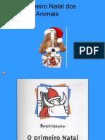 O 1º Natal dos Animais