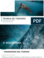 TEORIA DE TURISMO