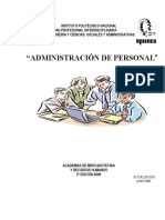 Politecnico-Rotacion Personal