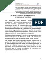 Decalogo del reimpulso de los infocentros -13-03-10-1