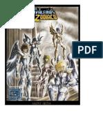 DocGo.Net-3D&T Alpha - Saint Seiya RPG - Taverna Do Elfo e Do Arcanios