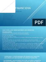 Bondad financiera