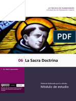 Módulo VI - La Sacra Doctrina - v_Sep16