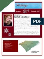 December Holiday 2010 Regional Newsletter
