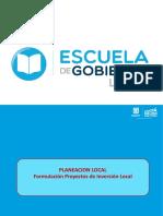 6.Planeación Local 06-05-16 Dr. Jaime Morales