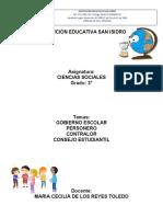 CIENCIAS SOCIALES 3° PER 2