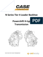 08-1 Powershift H-type Transmission