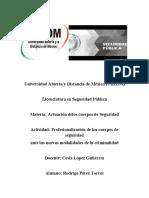 Universidad Abierta y Distancia de México