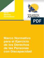 5. Marco Normativo Ejercicio Personas Con Discapacidad