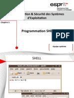 Chap - Programmation SHELL