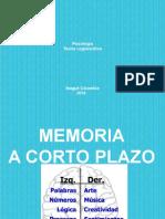4 MEMORIA A CORTO PLAZO 4