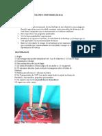 Bitacora Movimiento rectilíneo uniforme Fisica