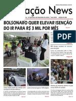 ESTAÇÃO NEWS  - 2 QUINZENA DE DEZEMBRO DE 2019