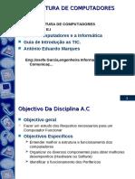 SLIDE DE ARQUITETURA  ISGEST