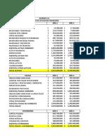 INDICADORES FINANCIEROS ACTIVIDAD Y LIQUIDEZ