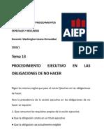 APUNTES 10 CUMPLIMIENTO EJECUTIVO DE LAS SENTENCIAS.pdf