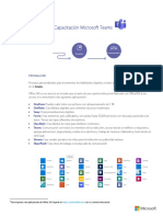 AGENDA de capacitación Office 365_2020