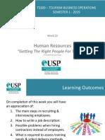 TS309 Week 12 - Human Resources - SG-2019