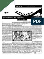 Suplemento el Tlacuache, DOMINGO 22 DE JULIO DE 2001