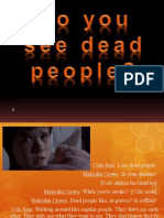 Do You See Dead People Powerpoint