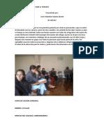entrevista junta de accion comunal barrio el triunfo