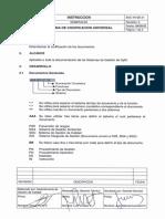 Sistema de codificacion universal Rev 0 SGC-IN-GE.01