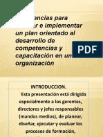 CAPACITACION_Ideas para diseñar e implementar un plan