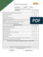 AUTO-REPORTE DE CONDICIONES DE SALUD