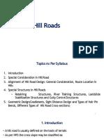 5. Hill Roads