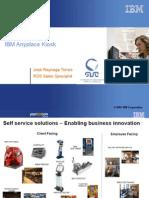 Soluciones Kioskos IBM Entregable