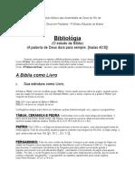 resumo Bibliologia-Seminarista.rtf