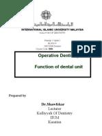 6472710 Dental Unit