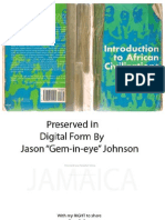 Introduction to African Civilization by John G. Jackson