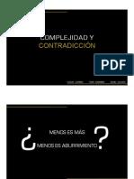COMPLEJIDAD+Y+CONTRADICCION