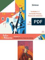 SintesePoesia-ortonimo-e-BernardoSoares.ppt
