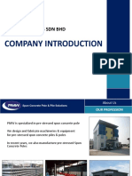 PMW Company Introduction