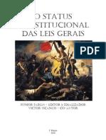O Status Constitucional Das Leis Gerais