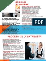 presentacion de power point de los temas unidad 3 observacion y entrevista