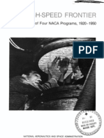 The High-Speed Frontier. Case Histories of Four NACA Programs, 1920 - 1950