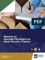 Folleto Maestría en Abordaje Psicológico del Abuso Sexual y Trauma (1)