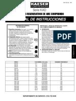 KAD Manual in Spanish