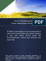 EFECTO INVERNADERO.pptx