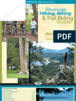 Hiking Biking Trail Riding Guide