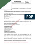 ES-MT-OCMT-278 Mantenimiento Preventivo Instrumentacion de Brazos de medición