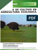 Tecnica agricultura ecológica