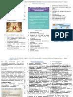 Trastornos de Hipotiroidismo e Hipertiroidismo
