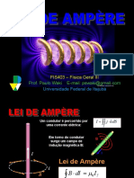 FIS403Aula17LeiAmpere.ppt