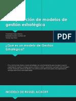 Comparación de modelos de gestión estratégica (1)