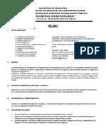 silabo_fundamentos de programación 2020_I_DSI
